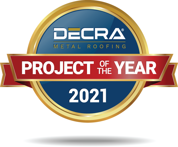 DECRA Metal Roofing is Accepting Submissions for the 2021 Project of the Year