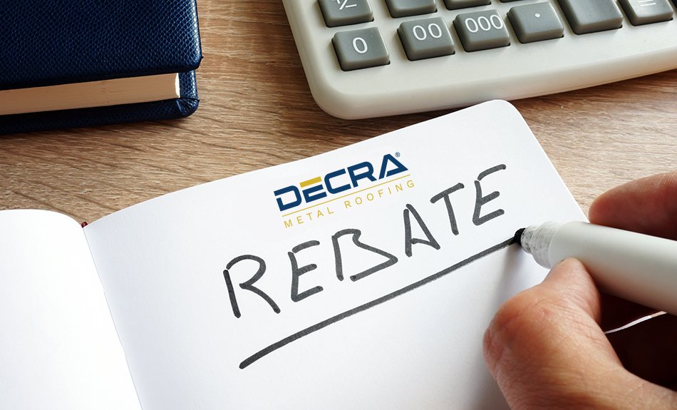 DECRA_Rebate