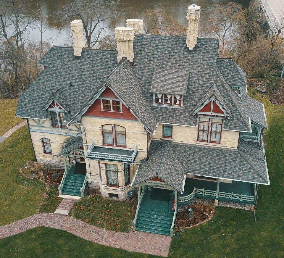 DECRA Case Study - Hearthstone Historic House