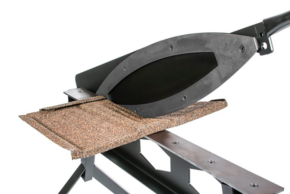 Stone-Coated Metal Roofing Tools: Steel Benders and Cutters